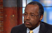 Republican presidential hopeful Ben Carson: Prisons prove being gay is a choice
