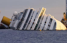 Costa Concordia: Salvaging a shipwreck