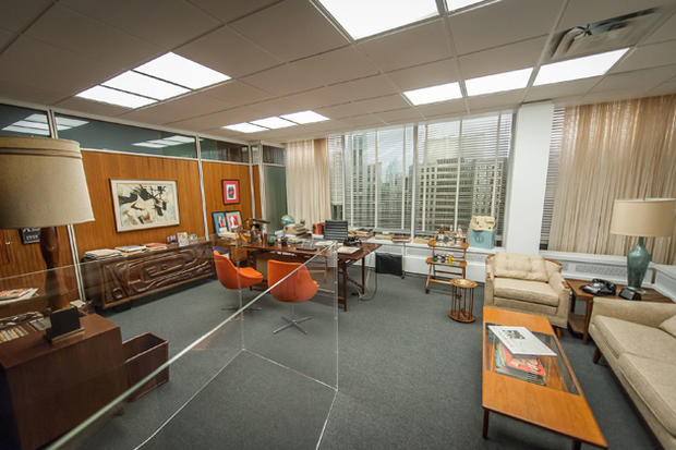 """The world of """"Mad Men"""""""