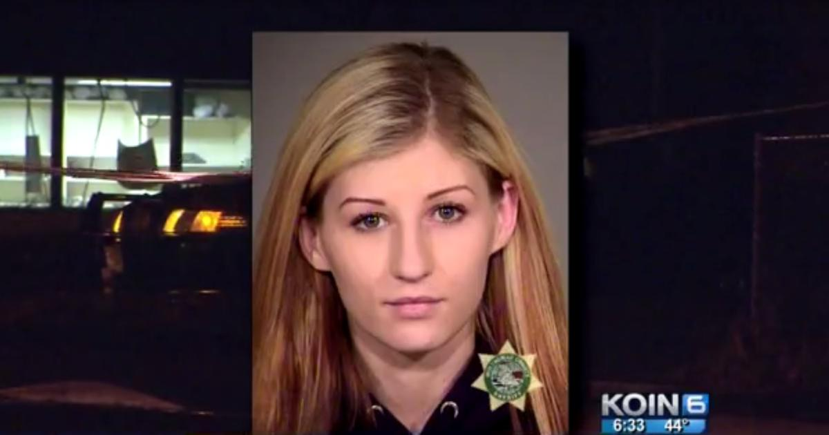 Driving School For Teens >> Police: Gresham, Oregon driver Elizabeth Dove, 23. was recording a cell phone video when she hit ...