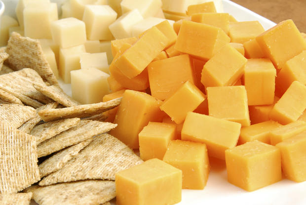 Are crackers good diet foods?