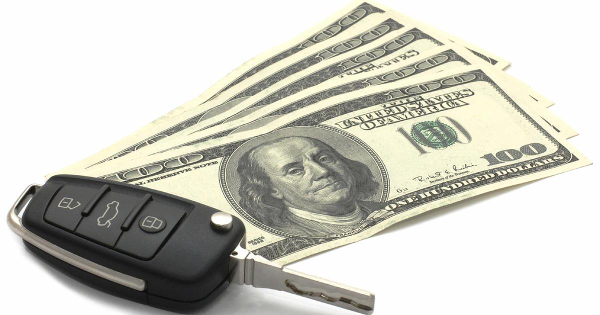 how to get a car loan after bankruptcy cbs news. Black Bedroom Furniture Sets. Home Design Ideas