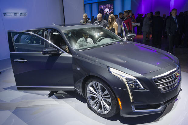 What's new at the New York Auto Show