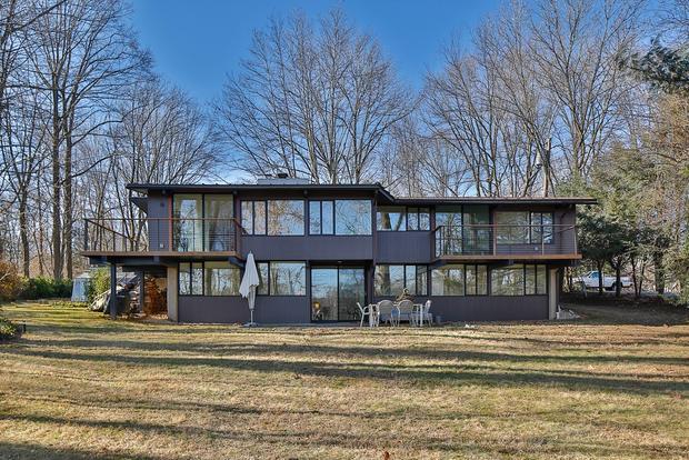 10 Homes That Belong In Quot Mad Men Quot Cbs News