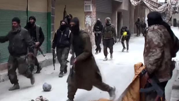 Isisyarmouksyria