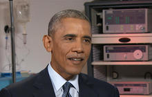 Obama on effect of climate change on public health
