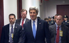 White House caves on Iran nuclear bill after veto threat
