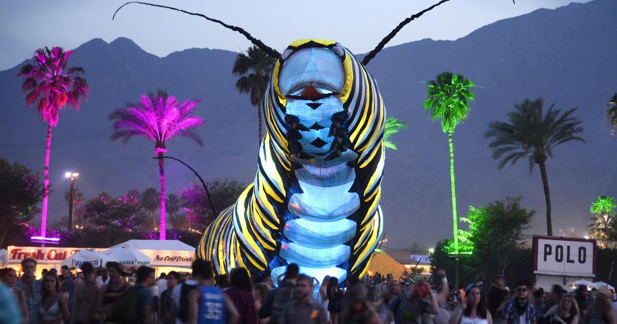 Music Festivals Like Coachella And Lollapalooza Create Big