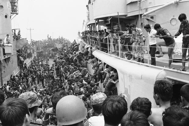 fall of saigon end of the vietnam war history essay No event in american history is more misunderstood than the vietnam war  to leave saigon describe chaos of war's end  war museum: the fall of saigon.