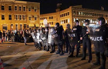 One officer's perspective on Baltimore police tensions