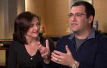 Sheryl and Dave: The 60 Minutes interview