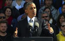 "Obama: My Democratic critics on free trade are ""wrong"""