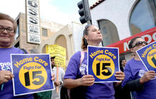 Los Angeles raises minimum wage to $15