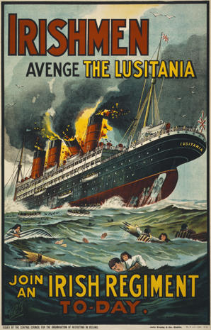 The Lusitania disaster