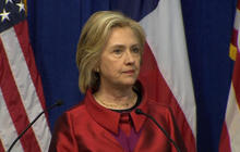 Hillary Clinton pushes for automatic voter registration