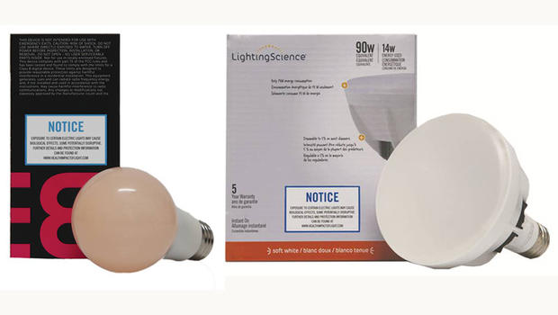 ​Should light bulbs come with health warning labels?