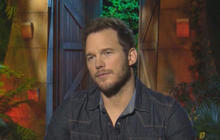 "Chris Pratt and Bryce Dallas Howard on ""Jurassic World"""