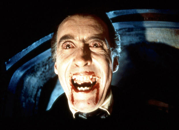 """Horror of Dracula"" - Christopher Lee 1922-2015 - Pictures ..."