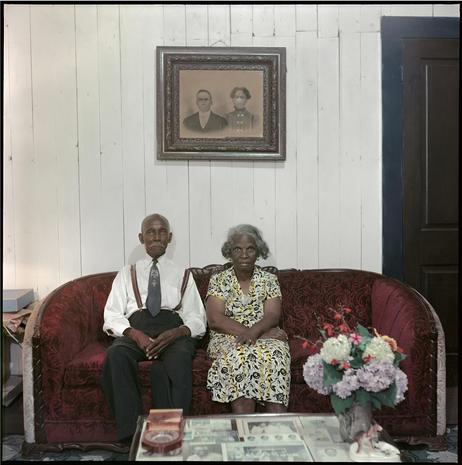 Gordon Parks: Views of a segregated South