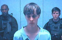 Relatives of Charleston shooting victims face Dylann Roof