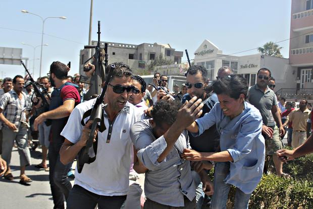 Tunisia beach terror attack