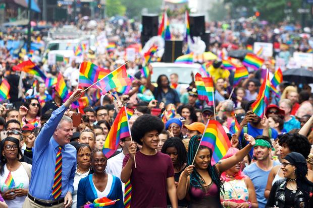 Next Gay Pride Parade