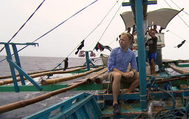 CBS News probes China's secret islands