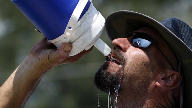 Temperatures hit risky levels in parts of South, Midwest
