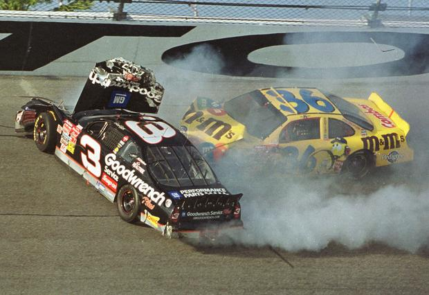 Wrecked Nascar Race Cars For Sale