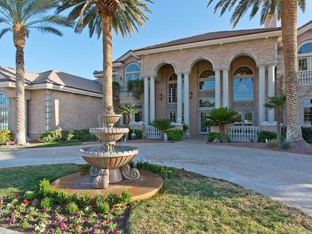 Homes what you can buy for 5 million cbs news for House to buy in las vegas