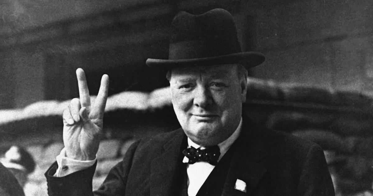 The Number Game Churchill-v-for-victory-ap410827011
