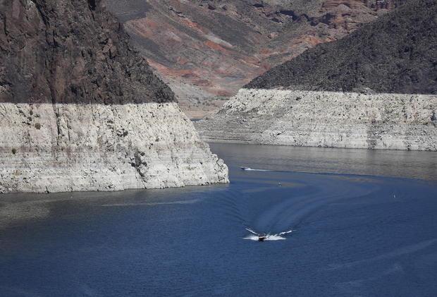 Lake Mead located in Lake Mead National Recreation Area - DesertUSA