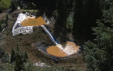 Critic slams EPA for mishandling toxic spill in Animas River