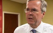 Jeb Bush dismisses Donald Trump's immigration plans