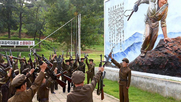 unusual troop movements from n  korea reported as talks with south resume