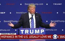 Trump continues bombastic campaign