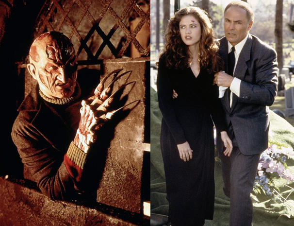 The films of horror maestro Wes Craven