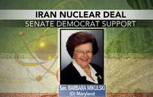 White House has enough Senate votes to keep Iran deal alive