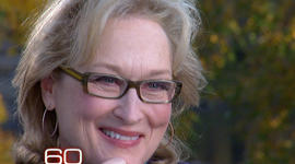 """Meryl Streep: """"I never dreamed of being an actress"""""""