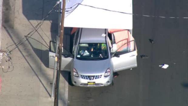 3 Children Found Dead Inside Car In Los Angeles