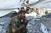 "Syria militia says U.S. attack would be ""start of World War III"""