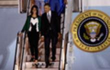 Mandela's health overshadows Obama's South Africa trip