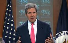 "Kerry: Syria's chemical weapons ""should shock the conscience of the world"""