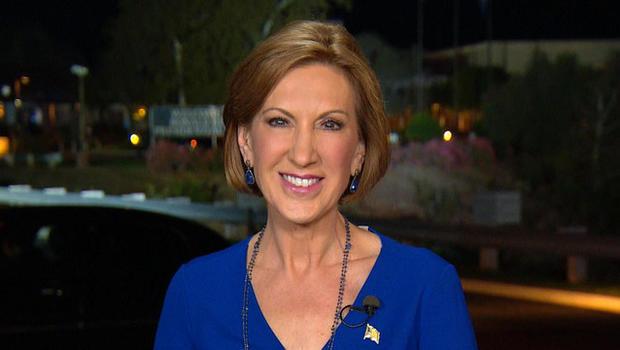 Sams Club Sunday Hours >> Post-primetime GOP debate, Carly Fiorina talks Europe's ...