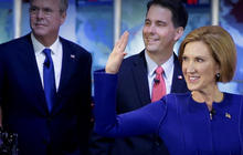 Fireworks as GOP candidates clash at second debate