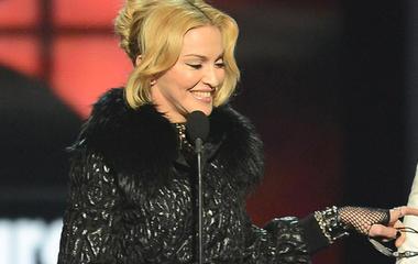 Madonna celebrates a milestone