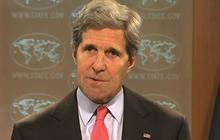Kerry on Egypt: Bloodshed will not create road map for future