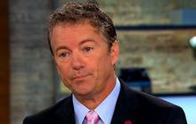 Rand Paul talks presidential run, GOP infighting