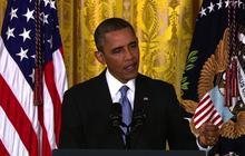 "Obama: Not ""appropriate"" to boycott 2014 Olympics"