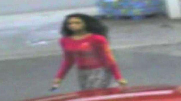 Alexis Murphy最后一次出现在弗吉尼亚州Lovingston加油站的监控录像中。